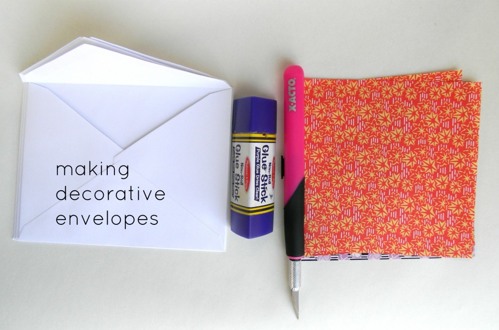 decorative envelope supplies - Decorative Envelopes