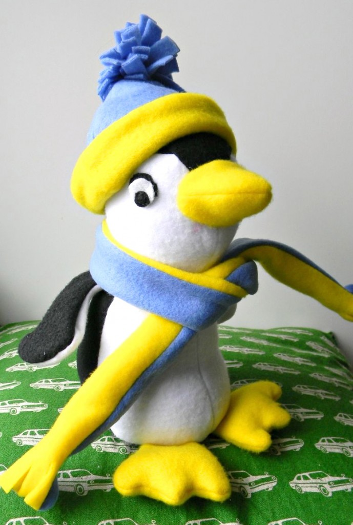 Pepper the Penquin
