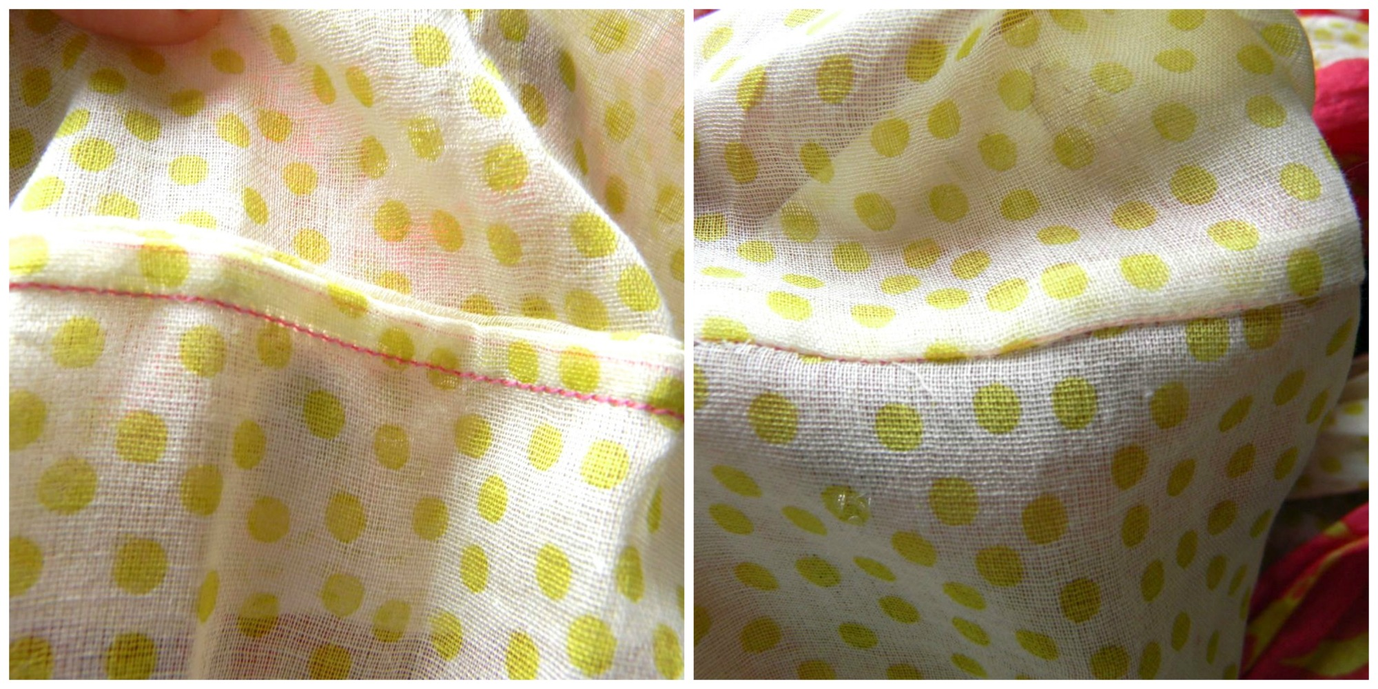 French Seam On A Scarf Archives A Happy Stitch
