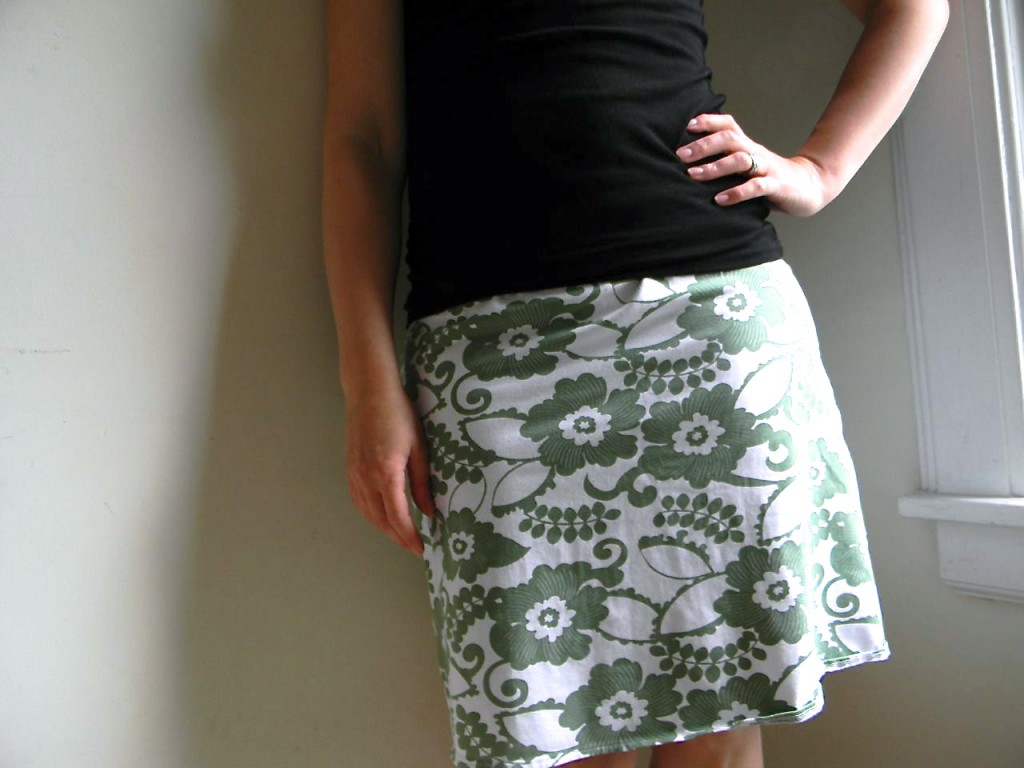 consign crazy skirt