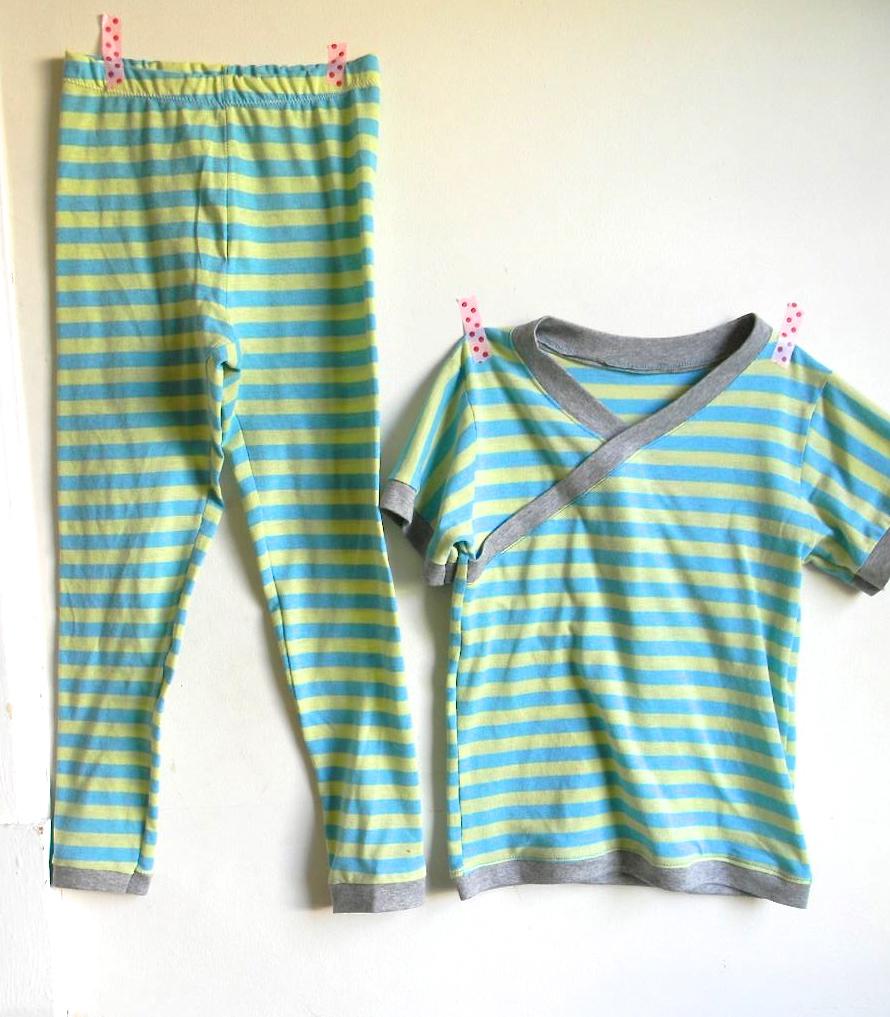big boy pajama set