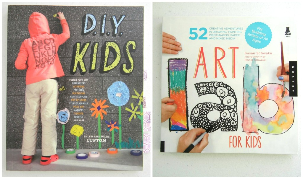 art books for older kids