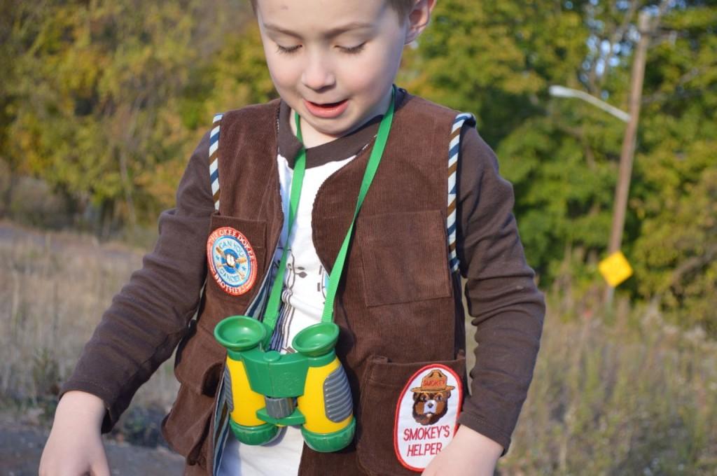 explorer vest front