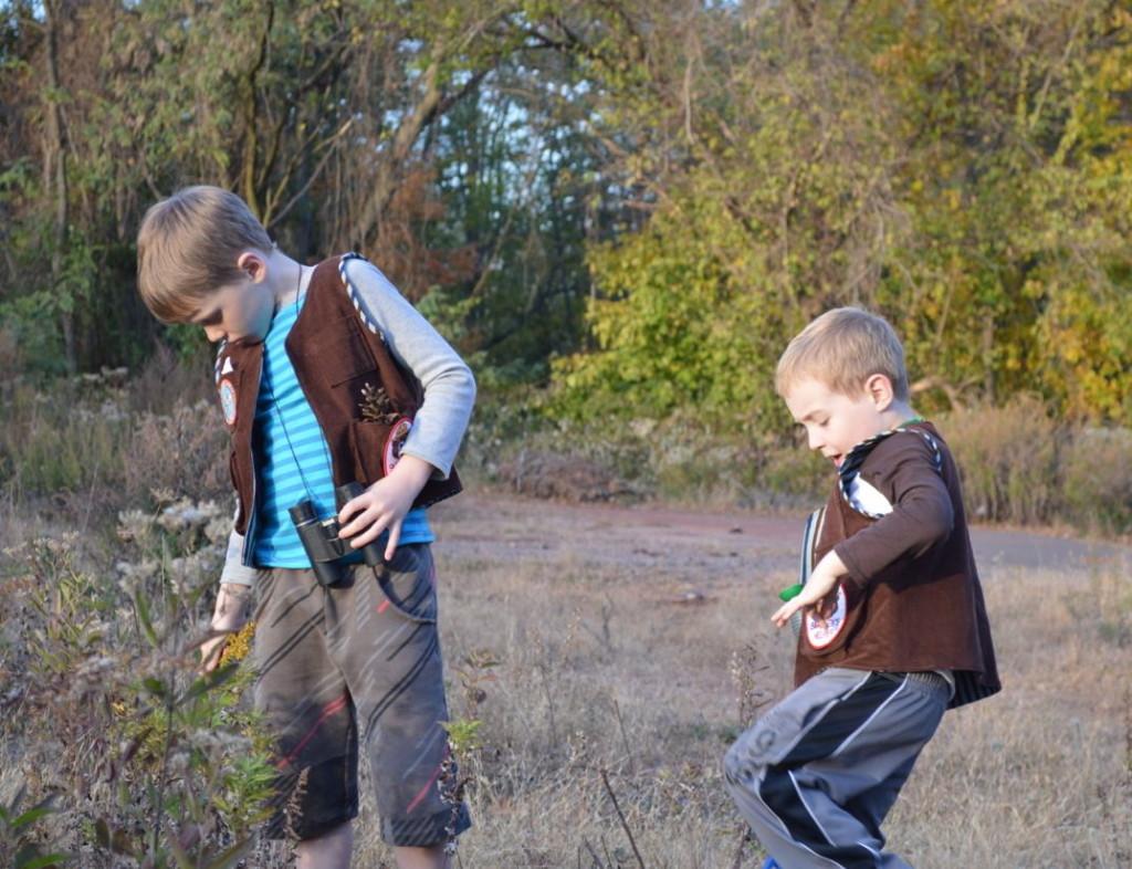 explorer vest boys
