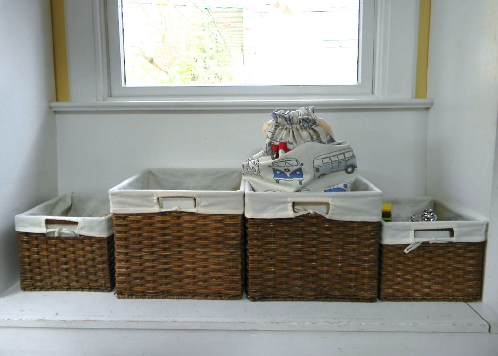 final basket bag