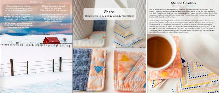 Handmade Winter - Share