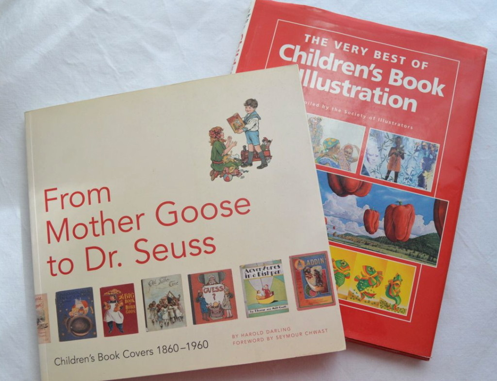 children's book art books