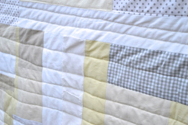 Quiet Quilt for an angel baby | made by a happy stitch