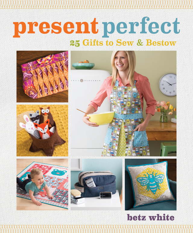 Present Perfect - jacket art