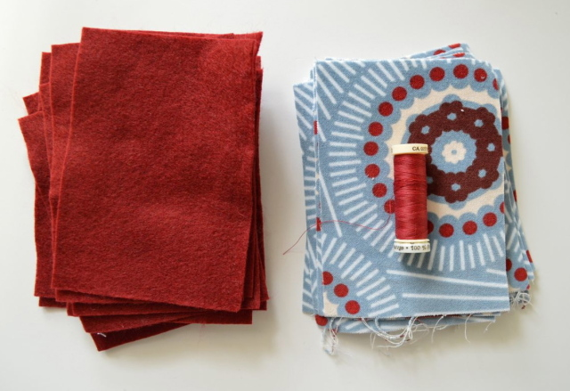 Skip to my Lou Tutorial : Handmade Gift Bag for Teacher Gifts | a happy stitch