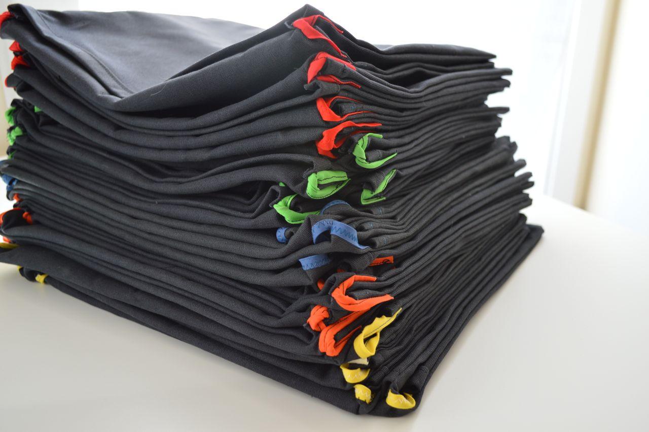 Kindergarten Chair Pockets