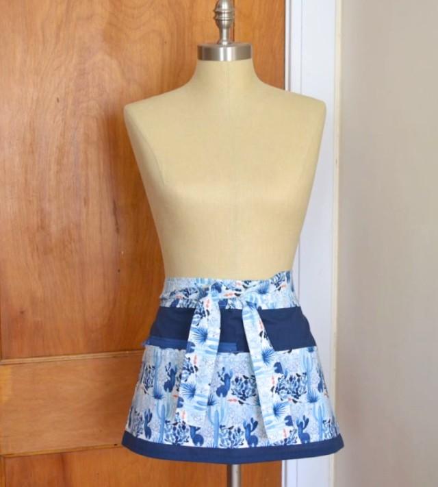 Craft Seller's aprons in Cloud 9 Fabrics