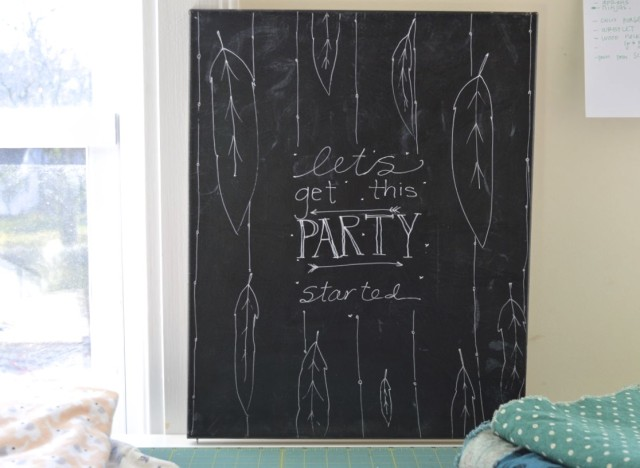 Creative Habit  Chalk Paint Lyrics