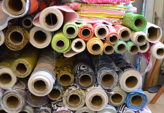 Visit to Michael Miller Fabrics