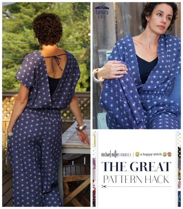 Great Pattern Hack - Tamara Kate