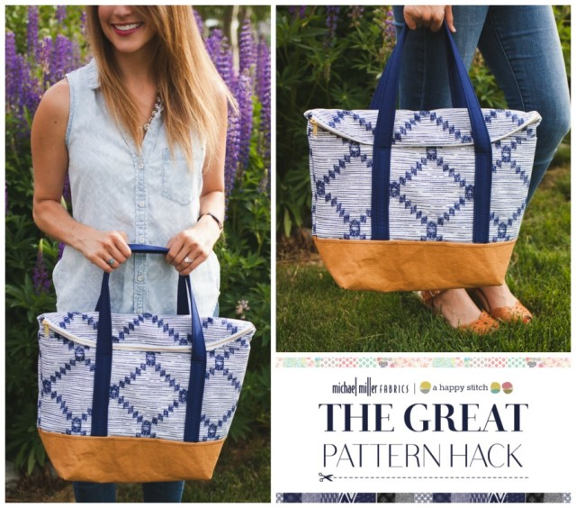 The Great Pattern Hack  Erin from Sewbon