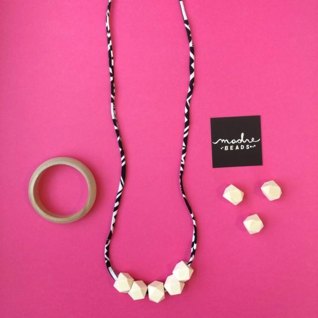 Madre Beads - Lauren Necklace