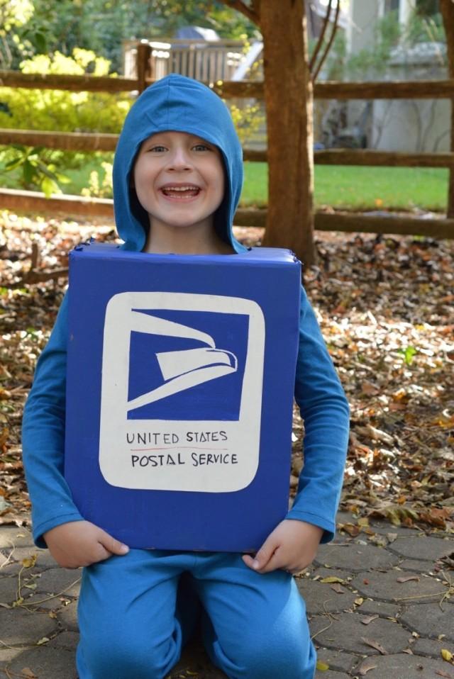 Mailbox Costumer