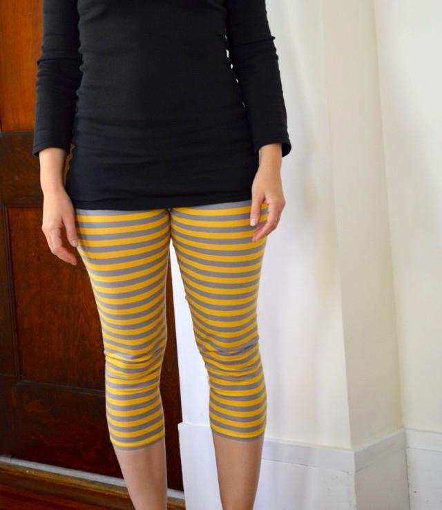 Sloan Leggings Pattern Review