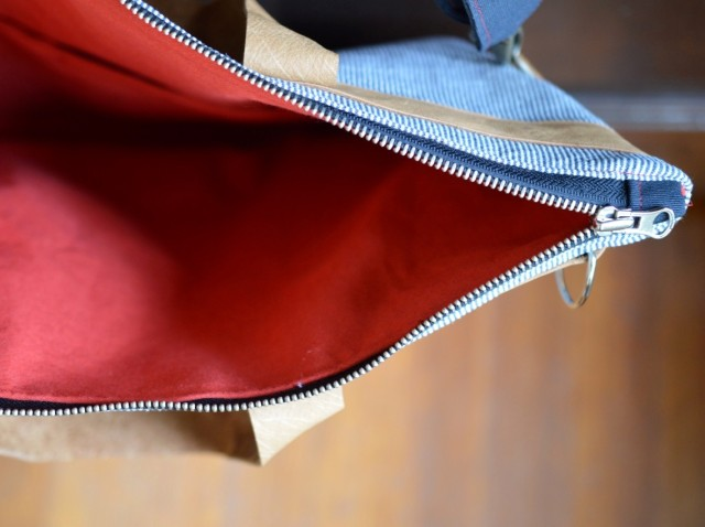 Field Study Fold-Over Tote