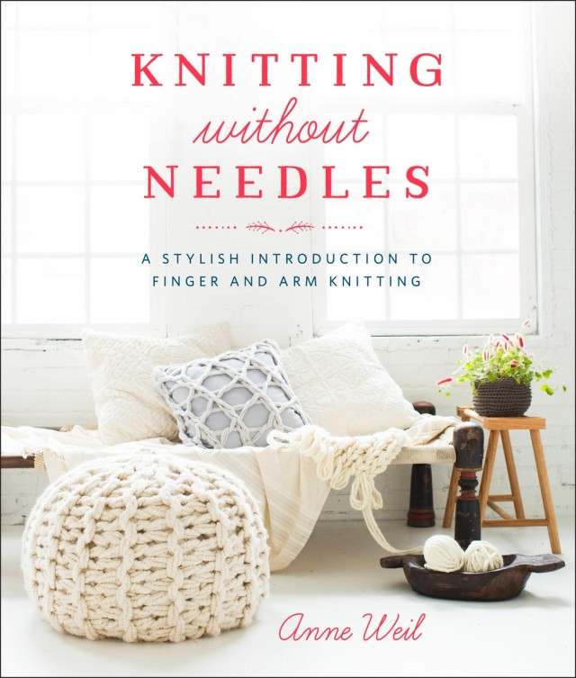Knitting Without Needles // the book