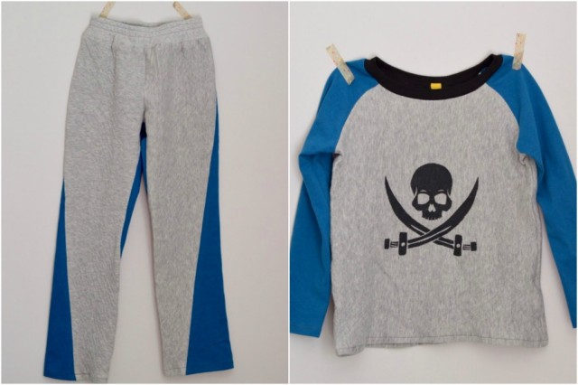Pirate Pajamas for Boy