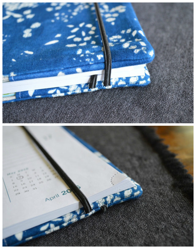 Sewing Happiness -daily planner cover a happy stitch