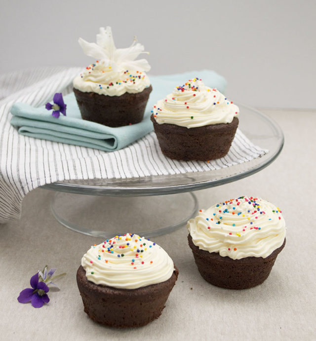 cupcake celebration | cool whip icing from a happy stitch