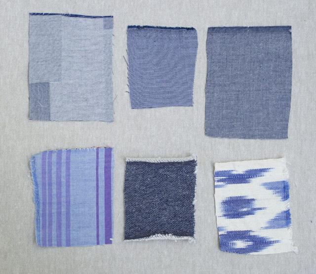 Wardrobe Design_Summer Swatches | a happy stitch