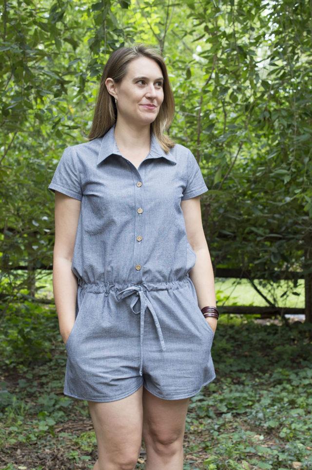 Sanibel Romber (a Hey June pattern)   a happy stitch