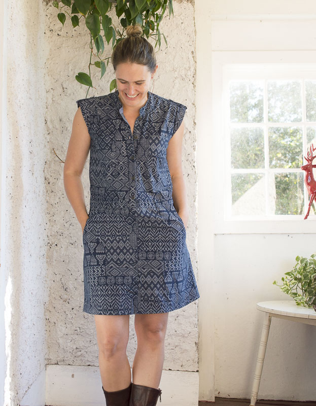 Sanibel Dress :: Pattern Hack