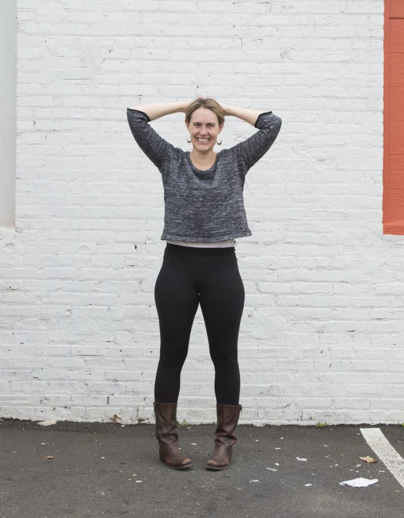 Best Leggings Ever :: Sloan Leggings in Double Brushed Poly