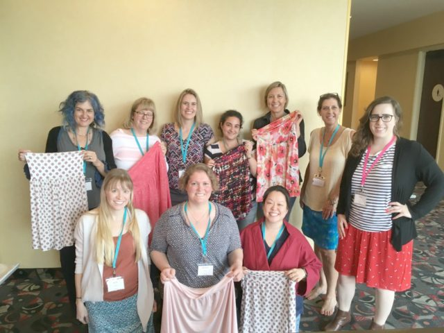 CraftcatIon :: A Creative Person's Conference :: THE RELAXED BEACH SKIRT CLASS || Overview by A HAPPY STITCH