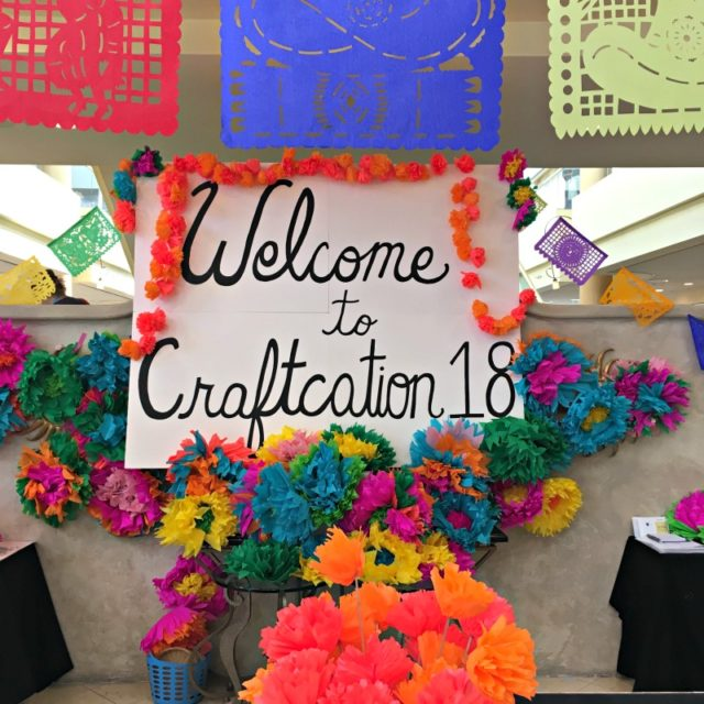 CraftcatIon :: A Creative Person's Conference || Overview by A HAPPY STITCH
