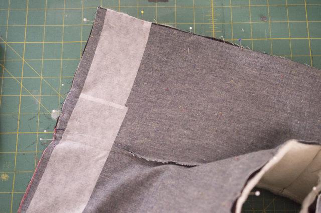 Funnel Neck Vest DIY - Halifax Hoodie Pattern Hack - A HAPPY STITCH