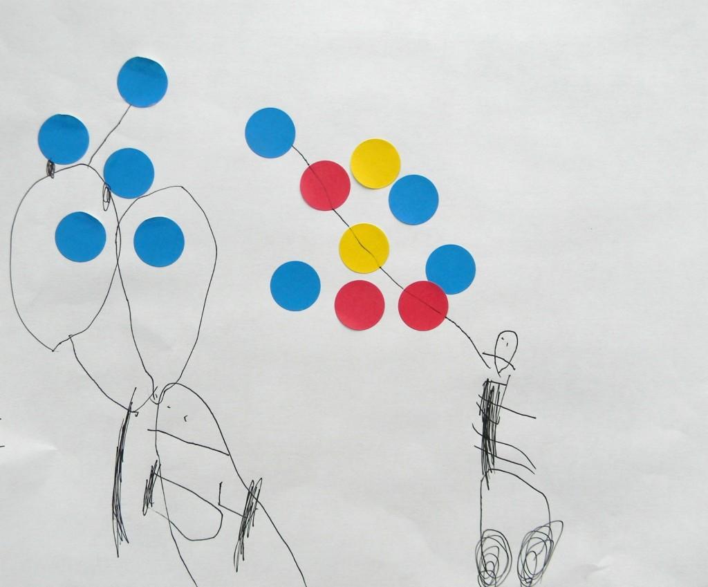 balloon dots