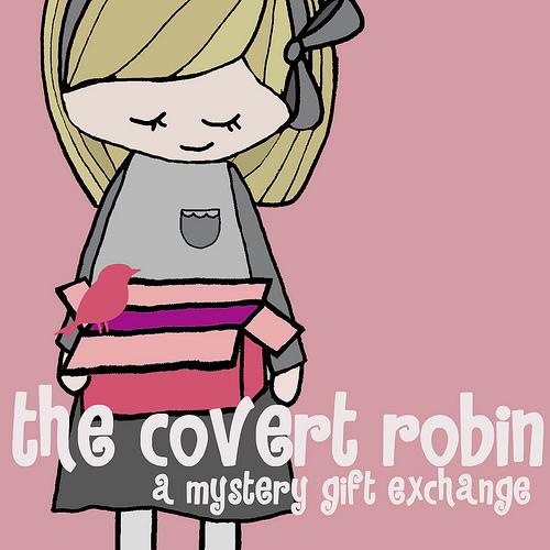 covert robin