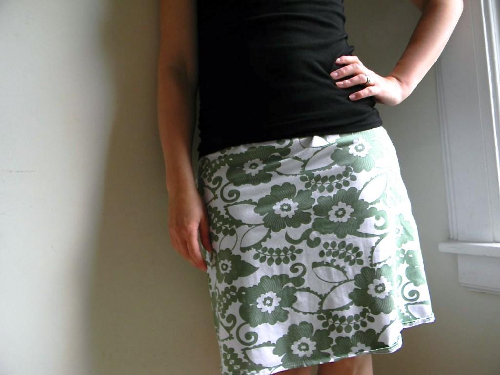 consign crazy skirt