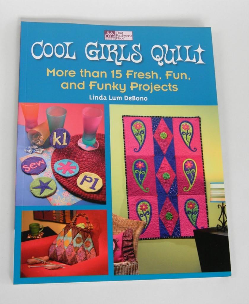 cool girls quilt