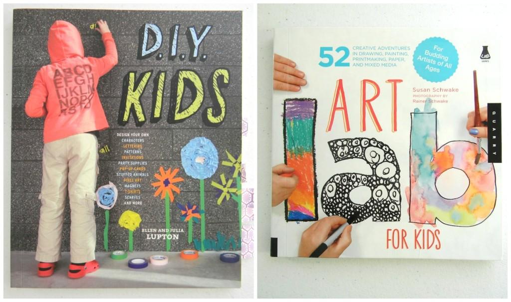 art books for older kids