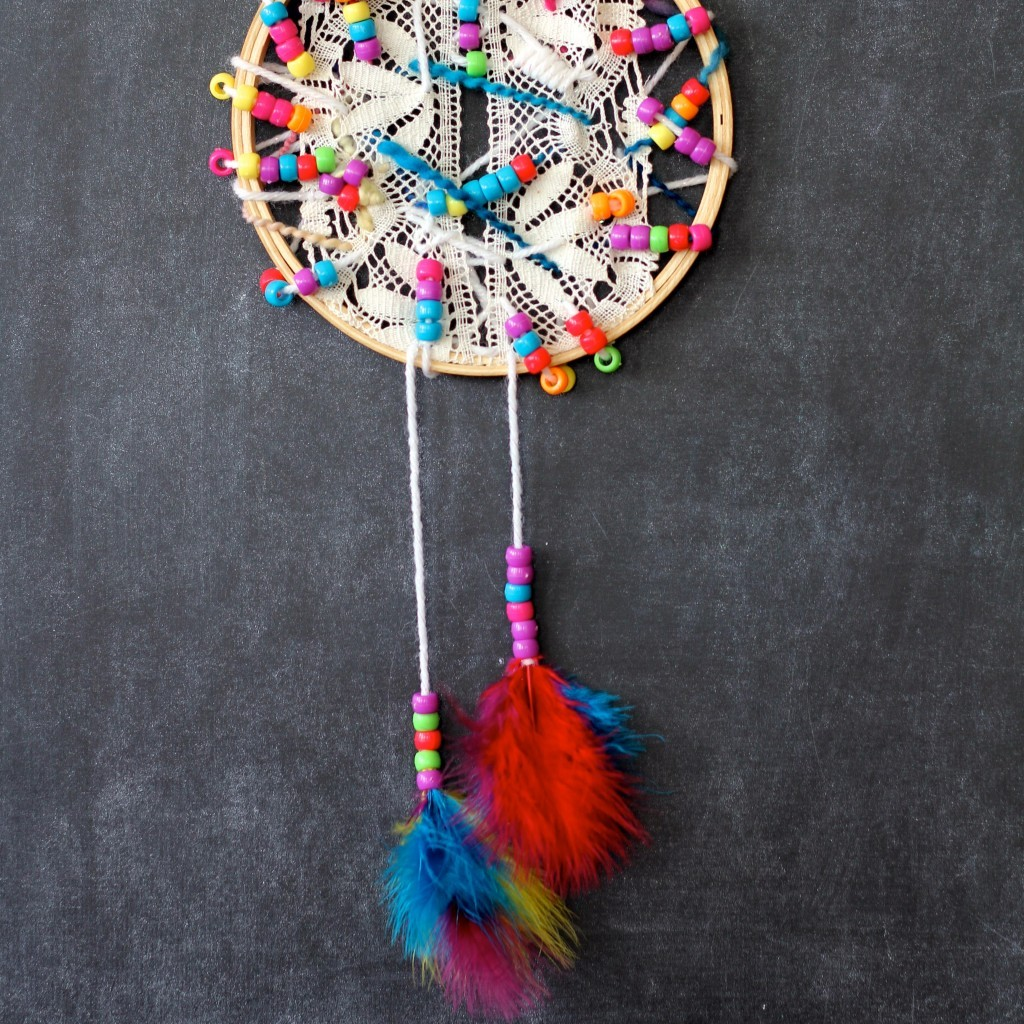 dreamcatchers - a 10 minute project by Crafting Connections