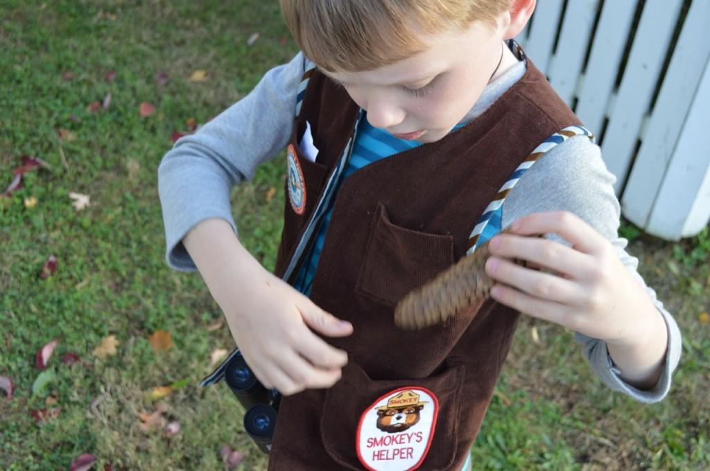 explorer vest pockets