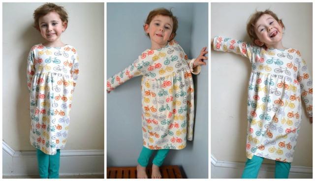 Playtime Dress and Leggings