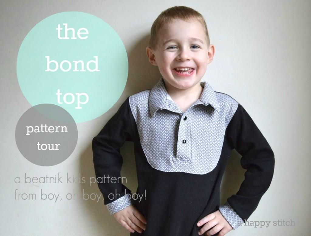 bond top pattern tour