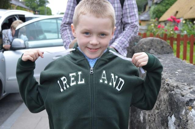 Family Trip to Ireland