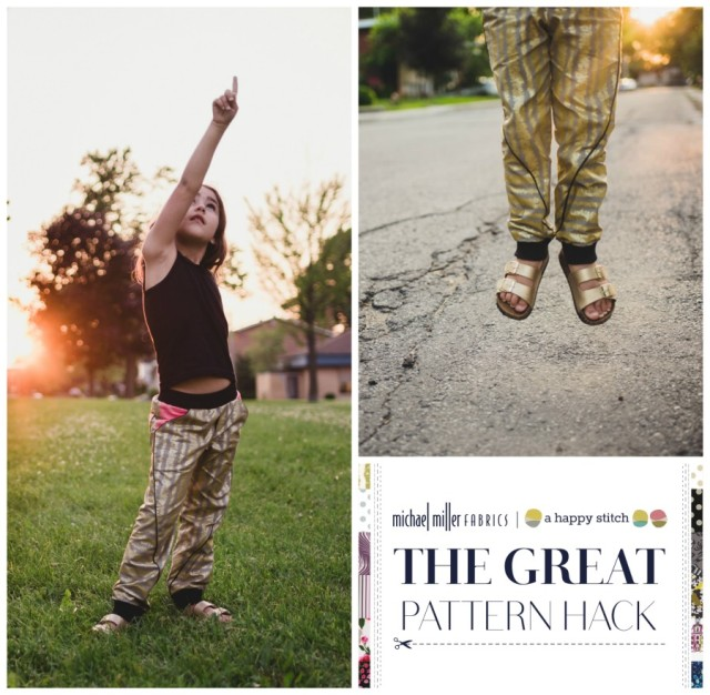 The Great Pattern Hack  Celina Bailey Part 2