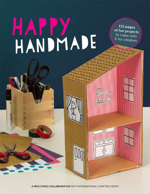 Happy Handmade eBook by MollyMoo