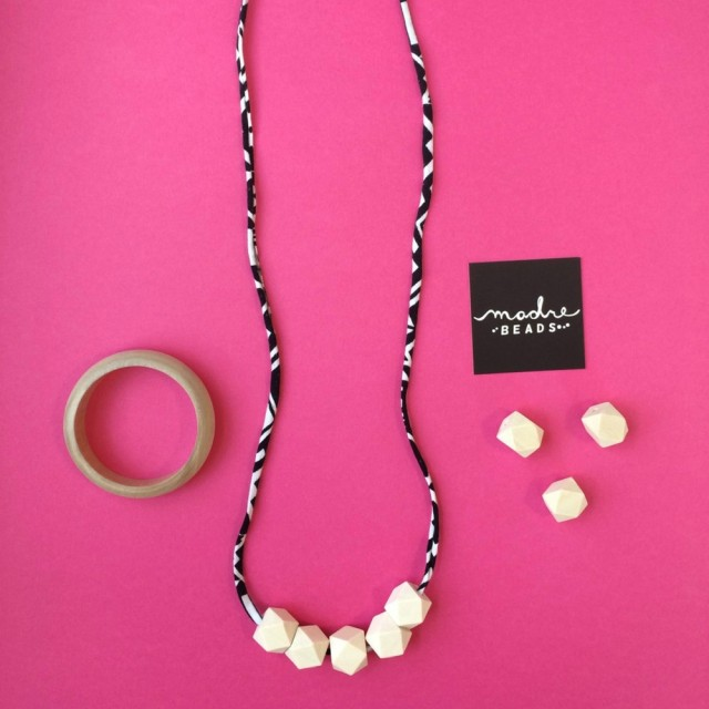 Madre Beads - Lauren Necklace
