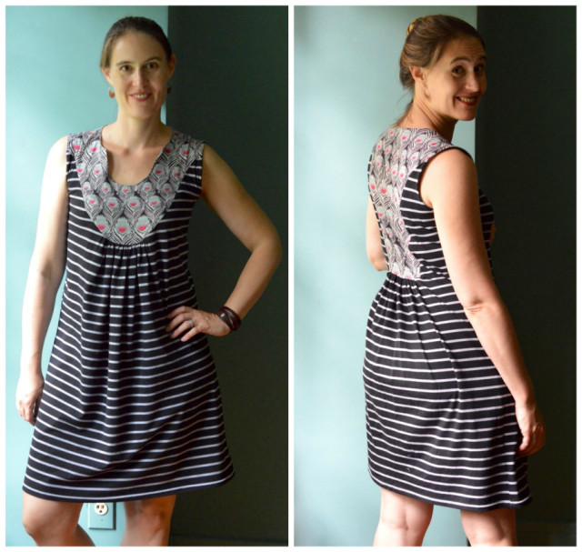 Selfish Sewing Week :: The Adora Dress