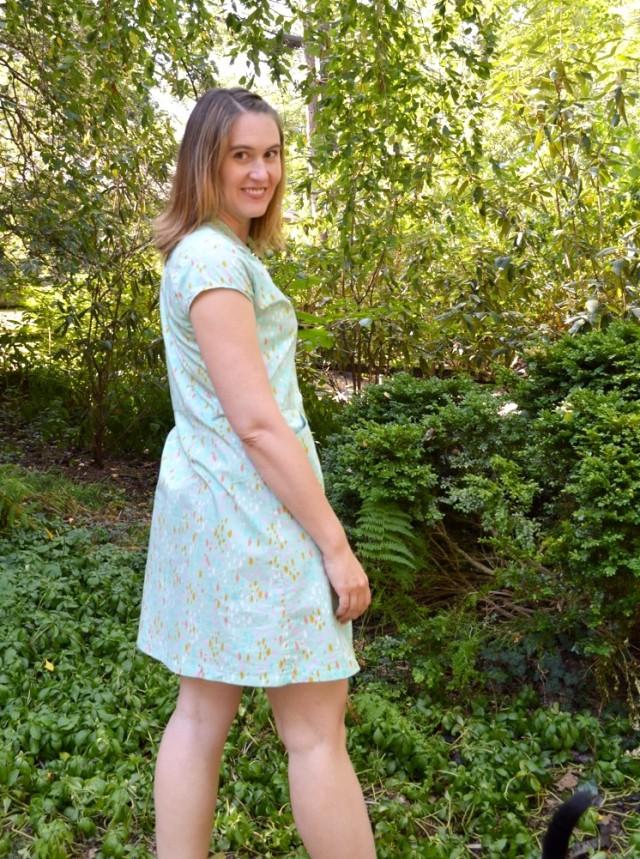 Cotton + Steel Lawn Dress